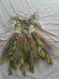 Fairy dress 5-6 year olds