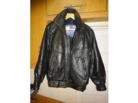 Ladies B52 Frank Thones leather Jacket