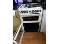 Gas fan oven