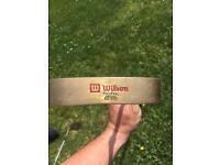 Wilson putter