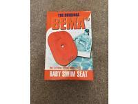 Brand new baby swim seat