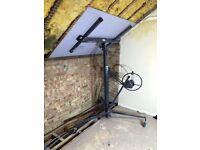 HIRE Plasterboard Lift Drywall Hoist