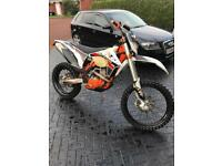 2013 62 ktm 350 excf six days germany