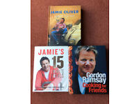 3 ASSORTED COOKERY BOOKS-NEW