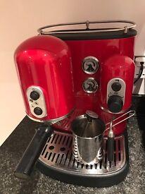 Kitchenaid Artisan Coffee Machine