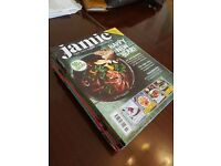 Magazines: Q, Strad, and Jamie Oliver