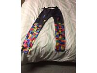 Small Tetris leggings