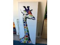 Children's room canvas pictures