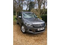 VW TIGUAN 2.0TDI 6SPEED MANUAL