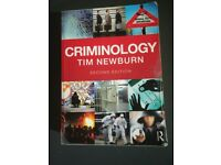 Key readings in Criminology Tim Newburn - Cambridge