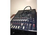 Yamaha mixer MG124cx