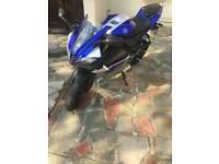 Yamaha R125 New Shape