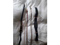 Free waist belts