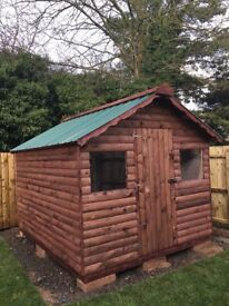 8x8 garden sheds sheds 500 delivered - Garden Sheds Belfast