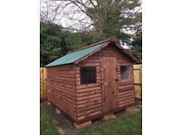 8x8 Garden sheds ( Sheds ) £500 delivered