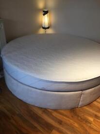 Round bed 1m diameter