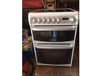 Cannon hotpoint cooker