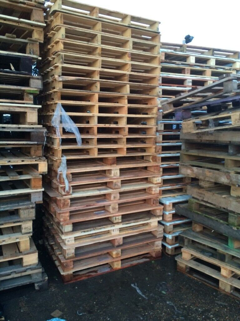 FREE Wooden Pallets. | in Totton, Hampshire | Gumtree