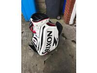 "2016 10"" Srixon Tour Bag with head cover MAY SWAP Mizuno, Ping Titliest etc"