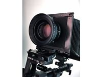 Sinar P 10x8 Large Format Film Camera. 30th Anniversary signed limited edition.