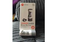 Motorola Verve Ones Wireless In-Ear Headphones - True wireless AirPod style