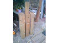 Decking Off-Cuts