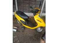 50cc scooter for spares