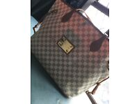 LV LARGE SHOPPER BAG