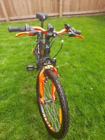 Childrens bike - great condition - barely used