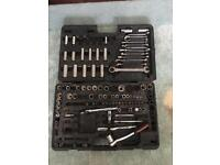 Incomplete Socket Set - Approx 80 pieces