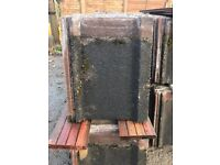 Reclaimed Marley Wessex concrete roof tile