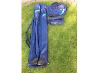 Abu Garcia Luggage Set