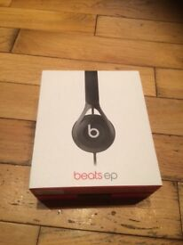 Beats EP headphones black