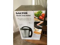 Salter Soup Maker