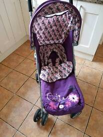 O Baby Little Cutie Stroller / Pushchair
