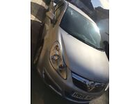 Vauxhall Corsa 1.2 SILVER, MANUAL, 5 DOORS, HPI Clear with FULL Service History, LADY OWNER
