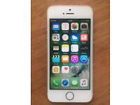 iPhone 5s 16GB silver Unlocked