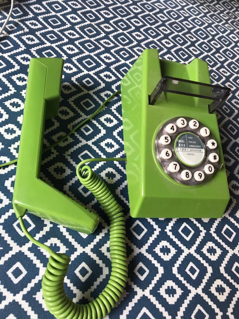 Retro Telephone - Wild and Wolf.