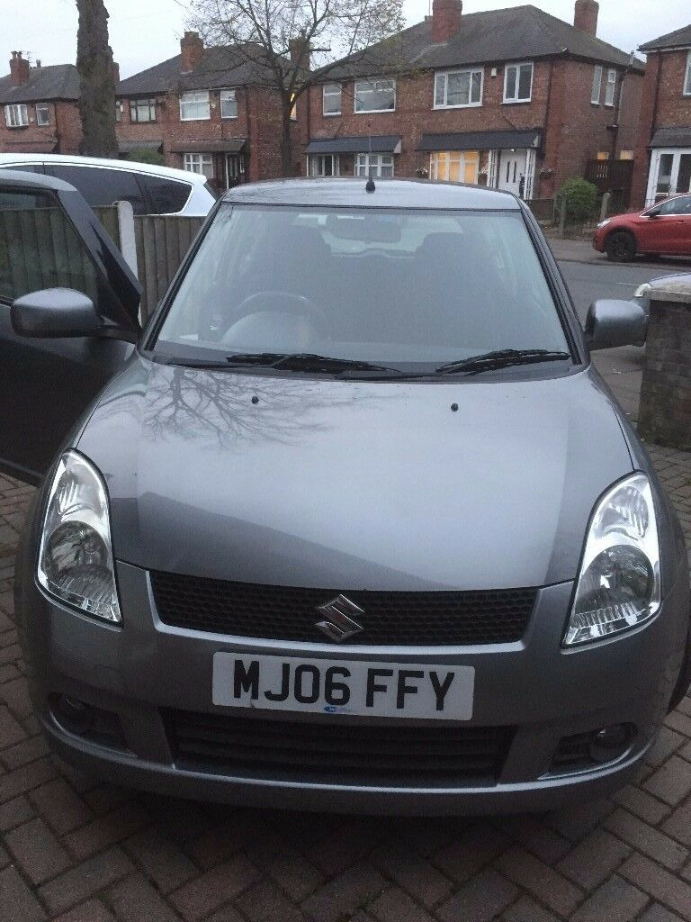 Low mileage very neat and clean car and well look after sporty alloy wheels