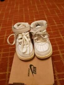 Toddler Nike high tops