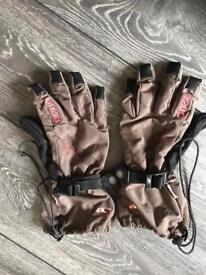 UNISEX O'NEIL snowboard gloves size small