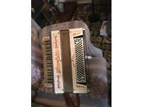 Scarlatti piano accordion