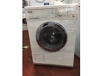 nice White meile washing machine 7kg 1300 spin in excellent condition in full working order