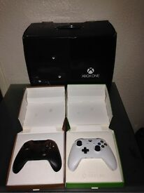 Xbox one 2 new controllers