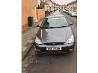 Ford Focus 2004 70000 miles very low miles Diesel 1.8 very good condition two previous owners