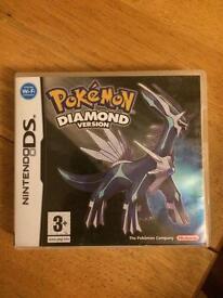 Pokemon Diamond Version Nintendo DS