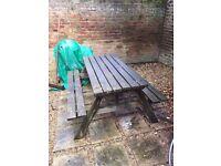 Pub Bench - £35