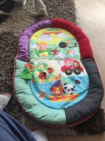 **Excellent condition- baby play mat**
