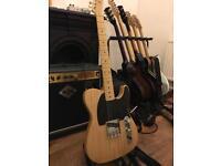 Telecaster Esquire Fender style Guitar (Mojo Pickup, Allparts Neck)