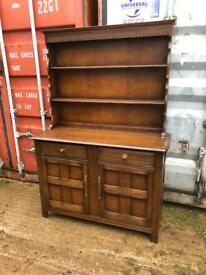 Shabby Chic Project Stunning Vintage Ercol dresser Sideboard